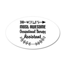 Occupational Therapy Assista Wall Decal