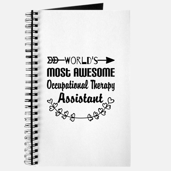 Occupational Therapy Assistant Journal