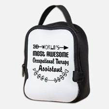 Occupational Therapy Assistant Neoprene Lunch Bag