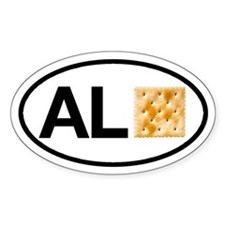 Alabama Cracker Decal