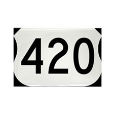420 Magnets