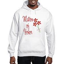 Bouquet Matron of Honor Hoodie