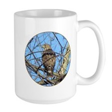 Broad winged Hawk Mug