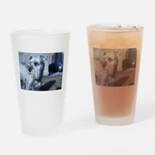Pensive Drinking Glass