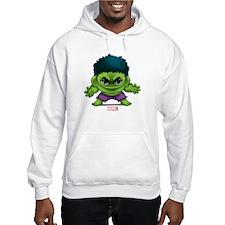 Hulk Stylized Hoodie