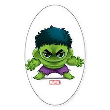 Hulk Stylized Decal