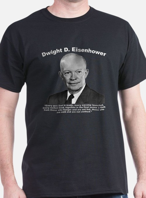 Eisenhower: Theft T-Shirt
