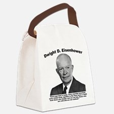 Eisenhower: Theft Canvas Lunch Bag
