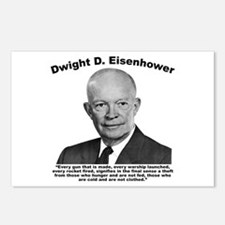 Eisenhower: Theft Postcards (Package of 8)