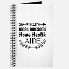 World's Most Awesome Home Health Aide Journal