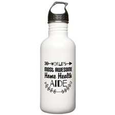 World's Most Awesome H Water Bottle
