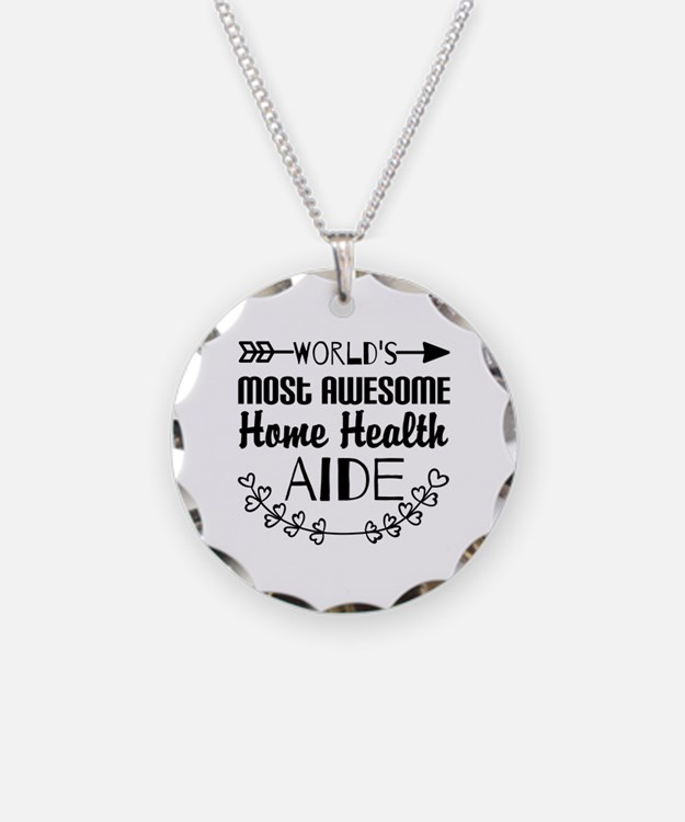 World's Most Awesome Home He Necklace