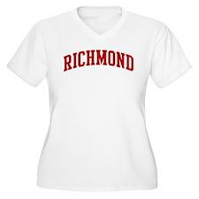 RICHMOND (red) T-Shirt