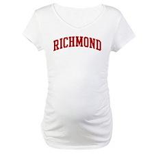 RICHMOND (red) Shirt