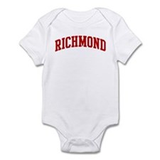 RICHMOND (red) Onesie