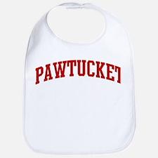 PAWTUCKET (red) Bib