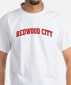 REDWOOD CITY (red) Shirt