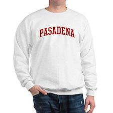 PASADENA (red) Sweatshirt