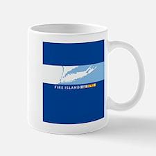 Fire Island - New York. Mug Mugs