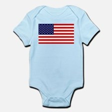 American Flag HQ Body Suit