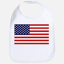 American Flag HQ Bib