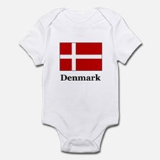 Denmark Infant Bodysuit