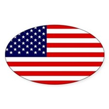 American Flag HQ Decal