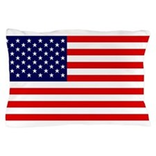 American Flag HQ Pillow Case