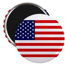 American Flag HQ Magnets