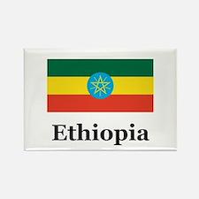 Ethiopia Rectangle Magnet