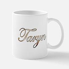 Gold Taryn Mugs