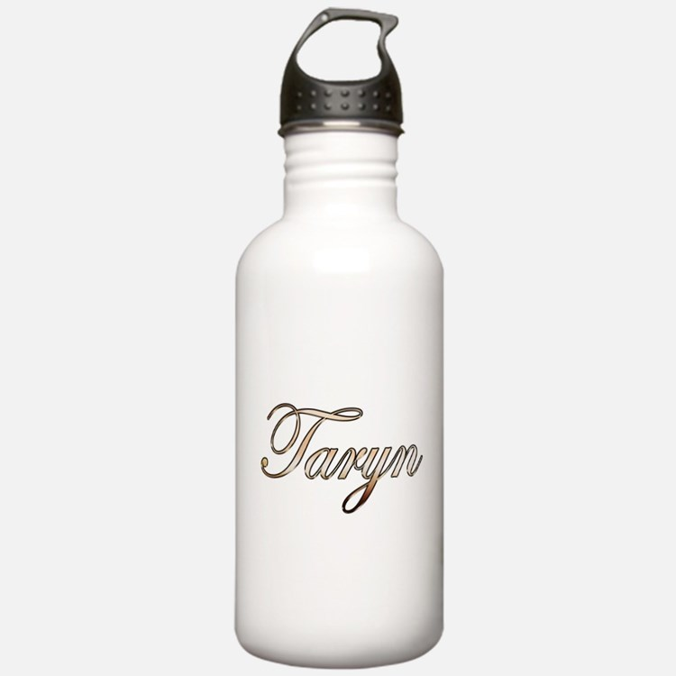 Gold Taryn Water Bottle