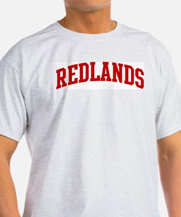 REDLANDS (red) T-Shirt