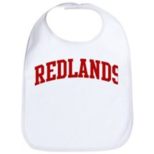 REDLANDS (red) Bib
