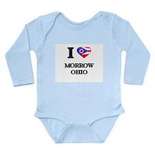 I love Morrow Ohio Body Suit