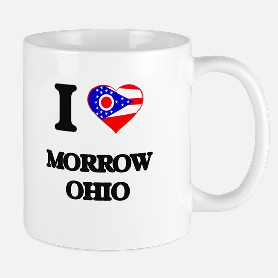 I love Morrow Ohio Mugs