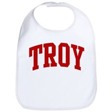 TROY (red) Bib