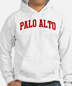 PALO ALTO (red) Jumper Hoody