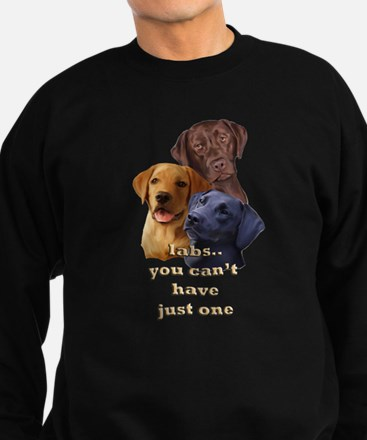 Three Lab Sweatshirt