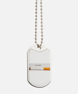 i don't ate this Dog Tags