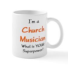 church musician Mug
