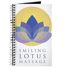Smiling Lotus Logo Stacked Journal
