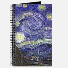 Starry Night by Vincent van Gogh Journal