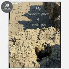 My Favorite Place Puzzle