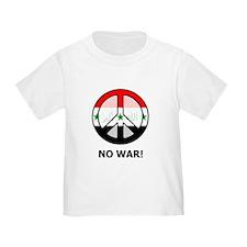 No War In Iraq T