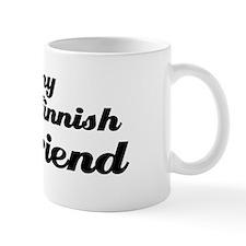 I love my Finnish boy friend Mug