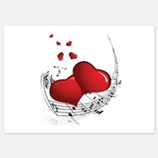 Music from the Heart - 5x7 Flat Cards