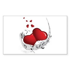 Music from the Heart - Decal