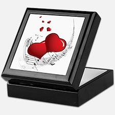 Music from the Heart - Keepsake Box