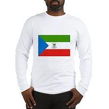 Equatorial Guinea Long Sleeve T-Shirt